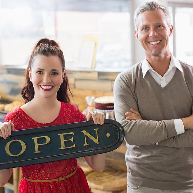 Відкриття ресторану