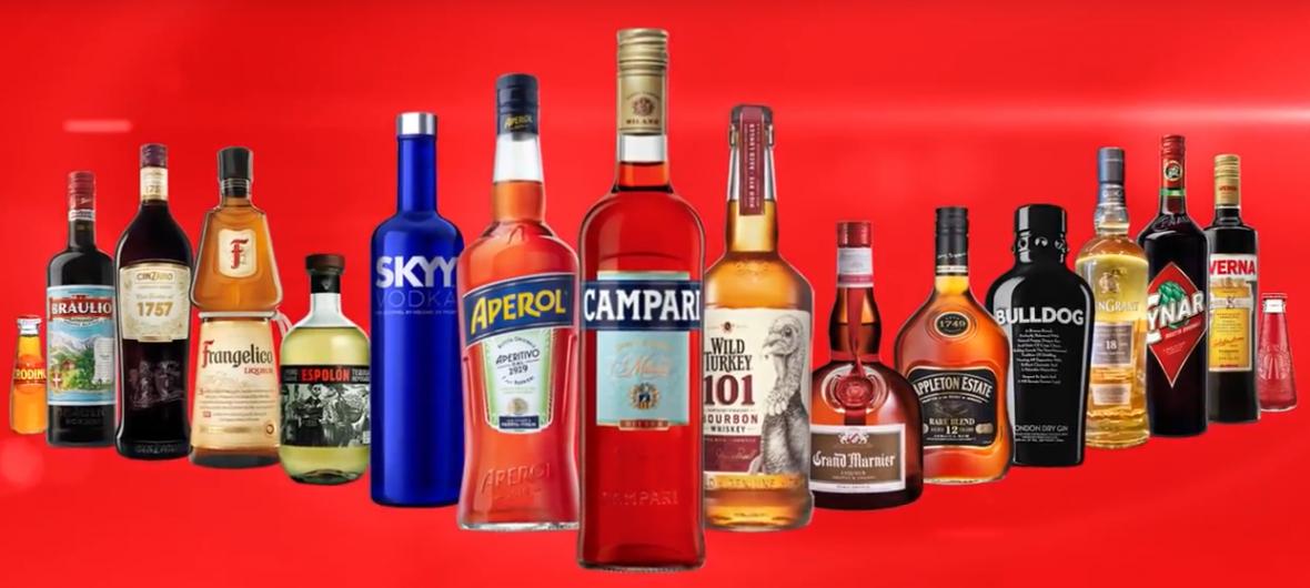 Кто Владеет Алкогольными Брендами? Перно Рикард. Диаджео. Бакарди