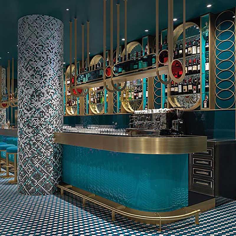 дизайн коктейль бара