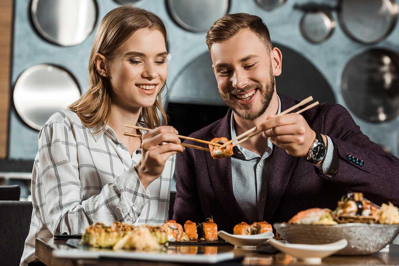 открыть суши-бар под ключ