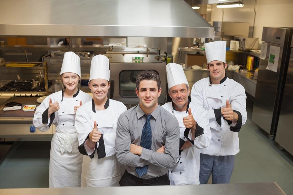 управление рестораном