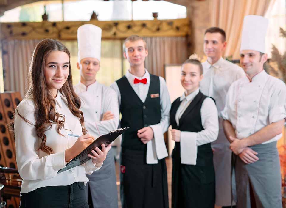 управление ресторана